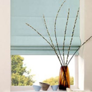 Window Blinds: Roman Blinds