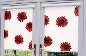 Window Treatments: Roller Blinds