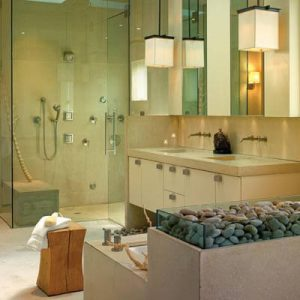 Interior Décor: Zen Bathrooms