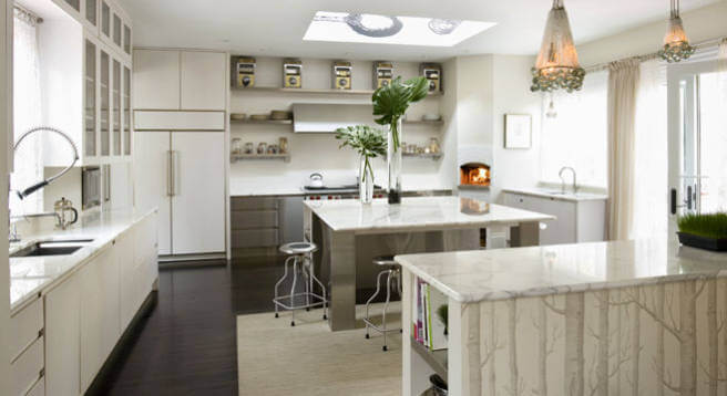Décor Ideas for a White Kitchen