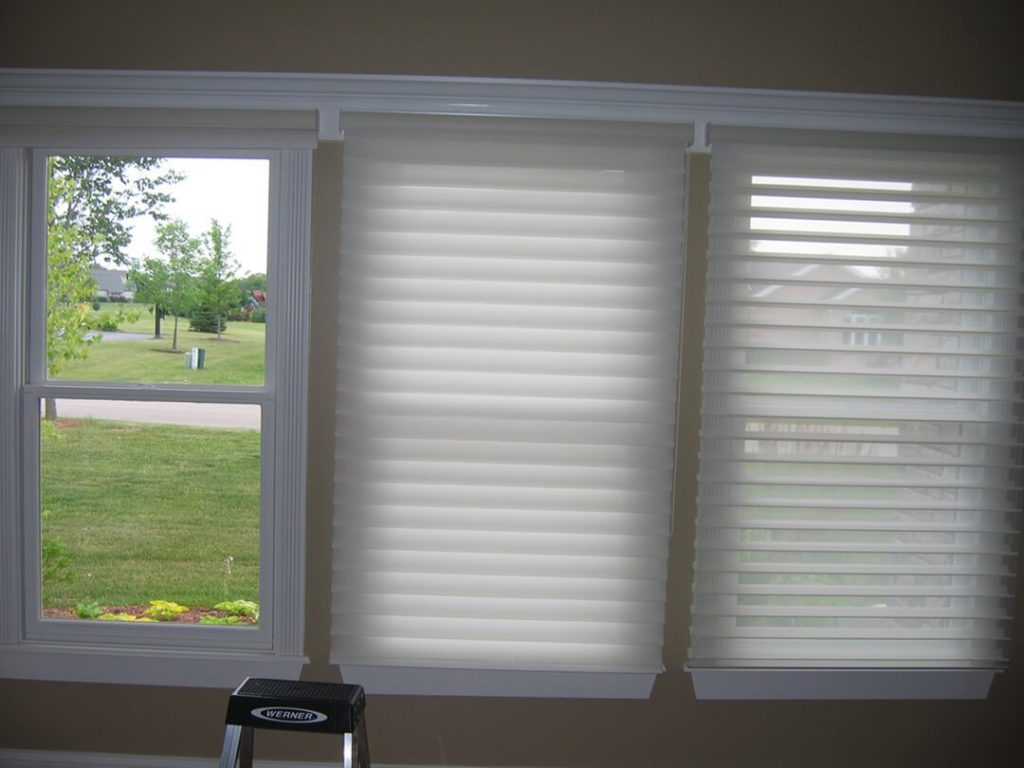 Installing Outside Mount Blinds
