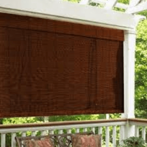 bamboo roller blinds