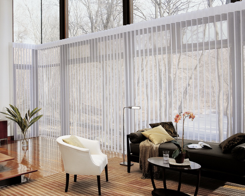 Vertical Blinds For Tricky Windows, Here's How!
