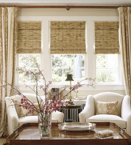 Bamboo Blinds Offer A More Eco-Friendly Window Treatment
