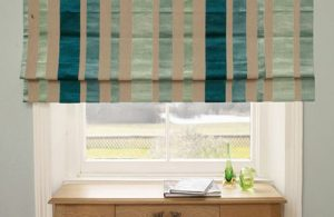Window Blinds: Roman Blinds