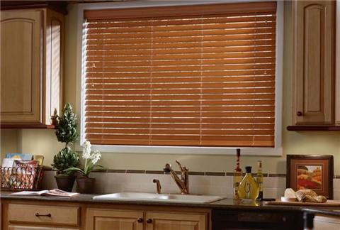 Cleaning Wood Venetian Blinds