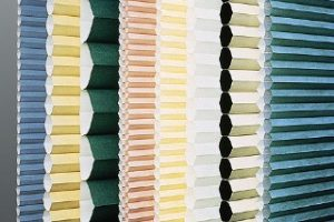 Honeycomb Fabric Blinds