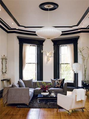 Decorating your window frames