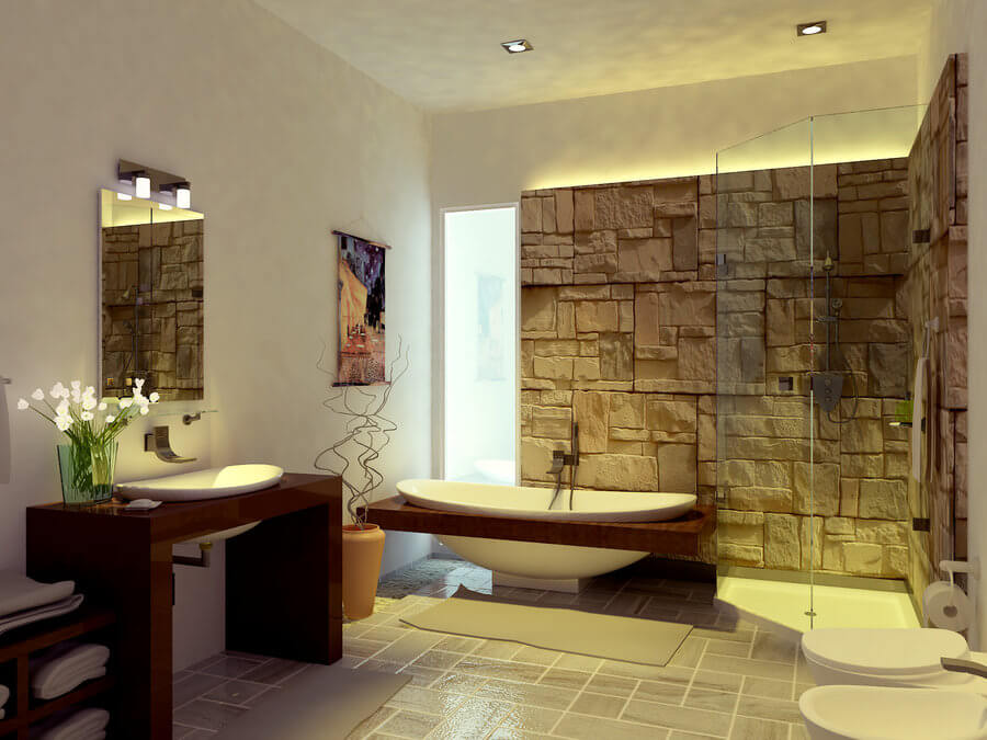 Interior Décor – Transforming Bathrooms
