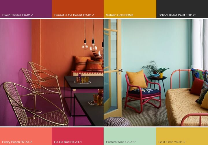 Interior Décor Ideas: 2014 Colour Forecast