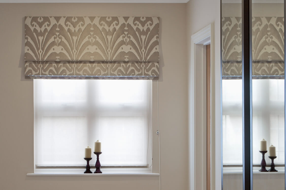 Roman Blinds Blinds Exact Cape Town