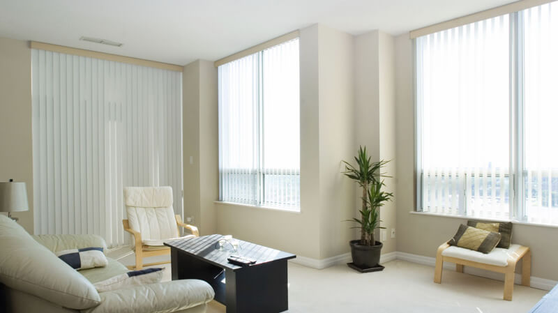 Vertical Blinds from Blinds Exact Cape Town