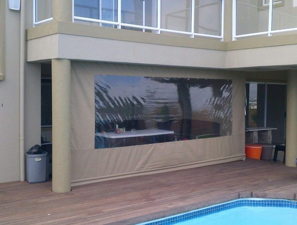 outdoor blinds
