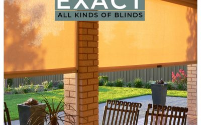 All Kinds of Outdoor Blinds