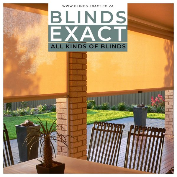 Outdoor Blinds installers Cape Town