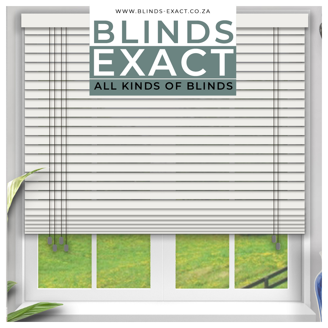 Venetian Blinds Pvc Blinds Exact Cape Town